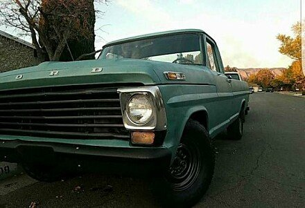 1967 Ford F250 for sale 100864633
