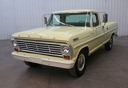 1967 Ford F250 for sale 100965754