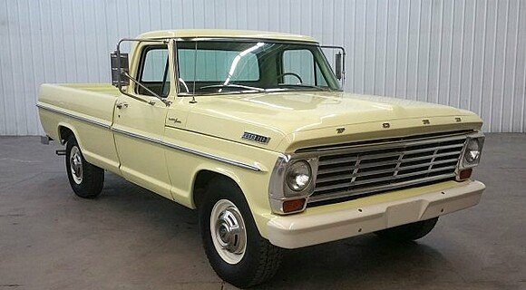 1967 Ford F250 for sale 100973615
