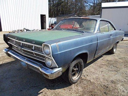 1967 Ford Fairlane for sale 100928926