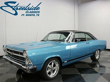 1967 Ford Fairlane For Sale 100946697