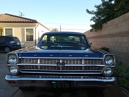1967 Ford Fairlane for sale 100991252