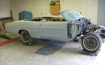 1967 Ford Galaxie for sale 100832729