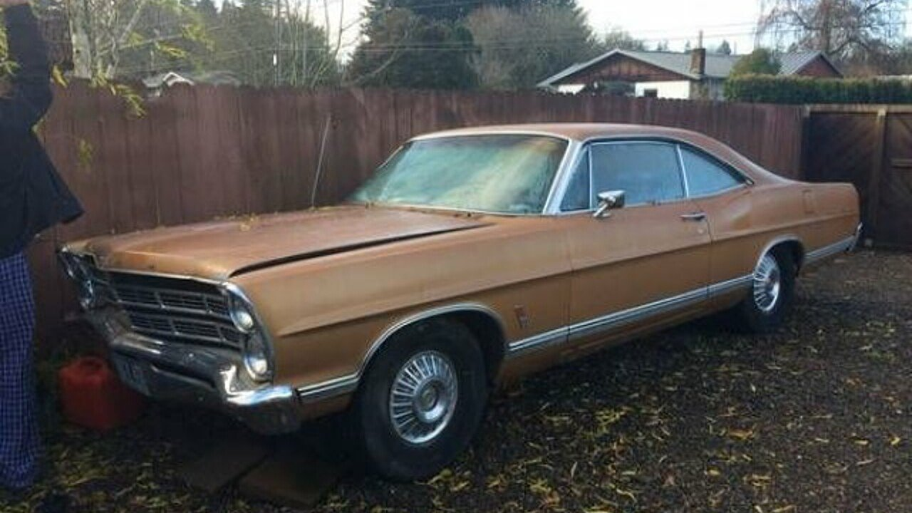 1967 Ford Galaxie for sale 100838468