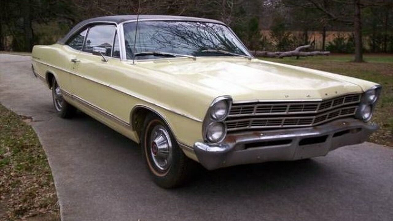 1967 Ford Galaxie for sale 100861773