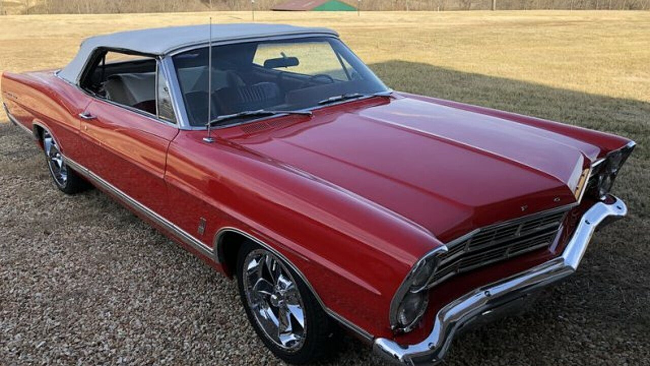 1967 Ford Galaxie for sale near Dallas, Texas 75207 - Classics on ...