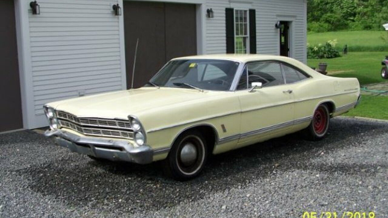 1967 Ford Galaxie for sale 100998053