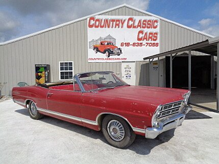 1967 Ford Galaxie for sale 101023976