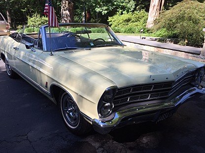 1967 Ford Galaxie for sale 100875439