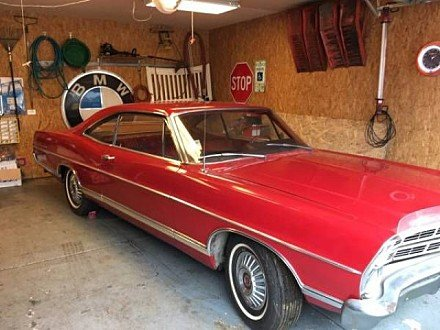 1967 Ford Galaxie for sale 100886811