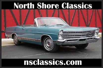 1967 Ford Galaxie for sale 100895064