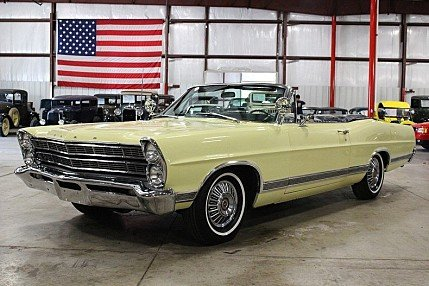 1967 Ford Galaxie for sale 100906482