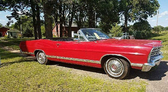 1967 Ford Galaxie for sale 100979894