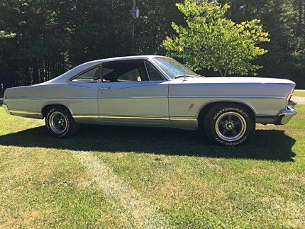 1967 Ford Galaxie for sale 101021245