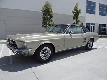 1967 Ford Mustang for sale 100765271