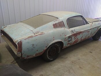 1967 Ford Mustang for sale 100833199