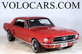 1967 Ford Mustang for sale 100841825