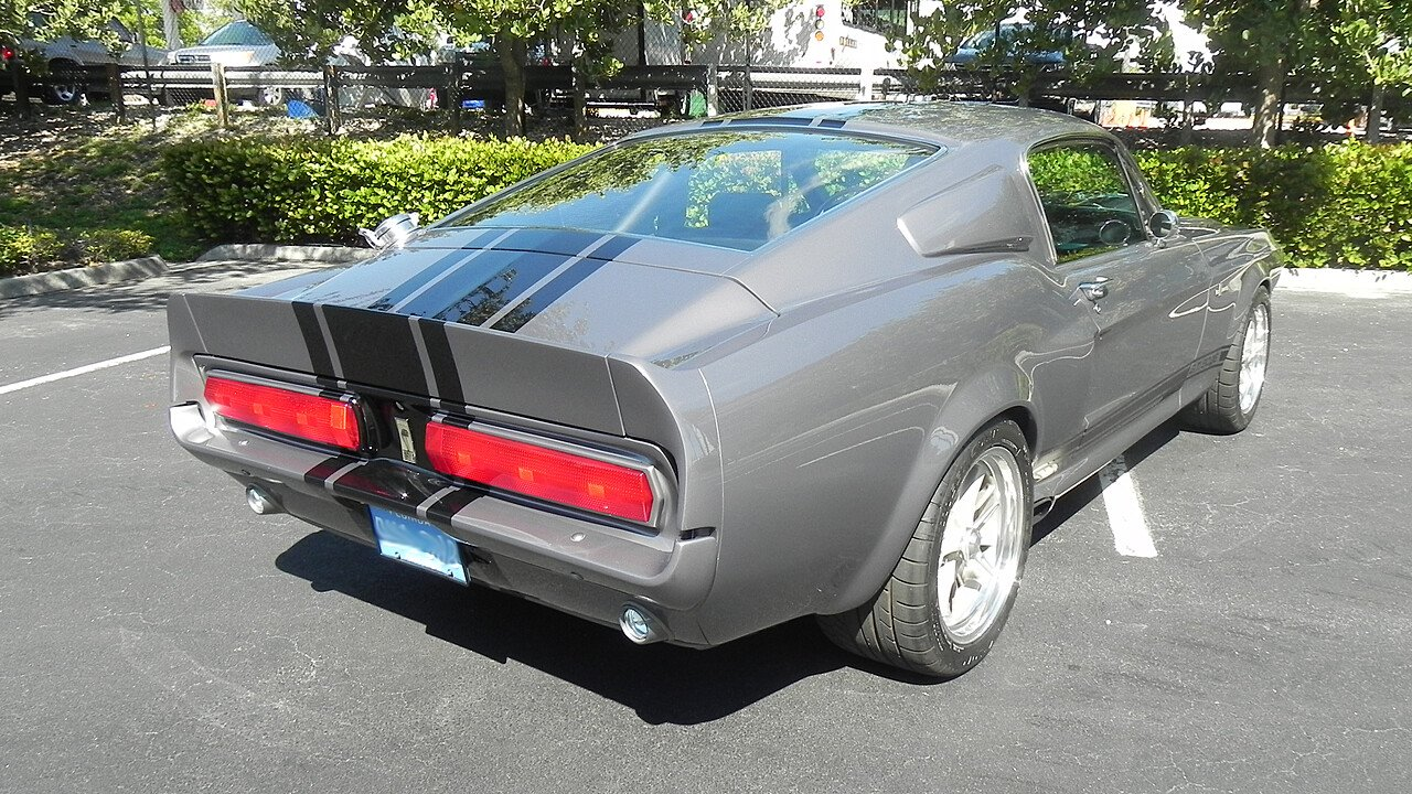 1967 Ford Mustang Shelby GT500 Coupe for sale near Dania Beach ...