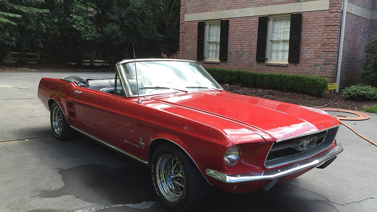 1967 Ford Mustang for sale 100782092