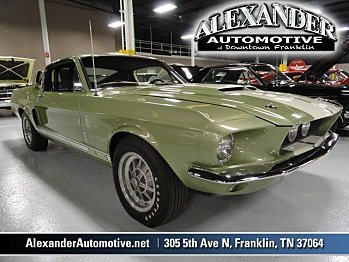 1967 Ford Mustang for sale 100851605
