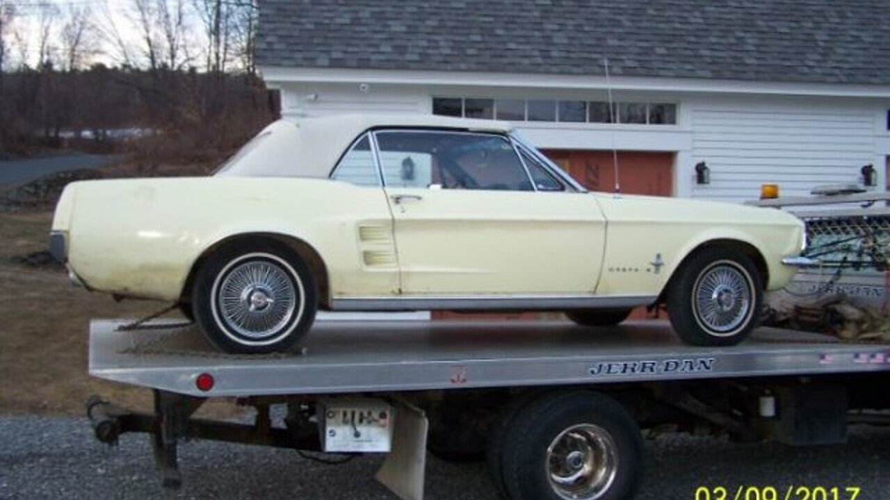 1967 Ford Mustang for sale 100855478