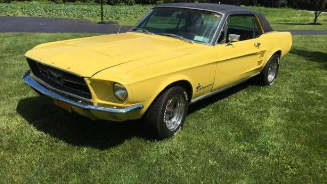 1967 Ford Mustang for sale near Cadillac, Michigan 49601 - Classics ...