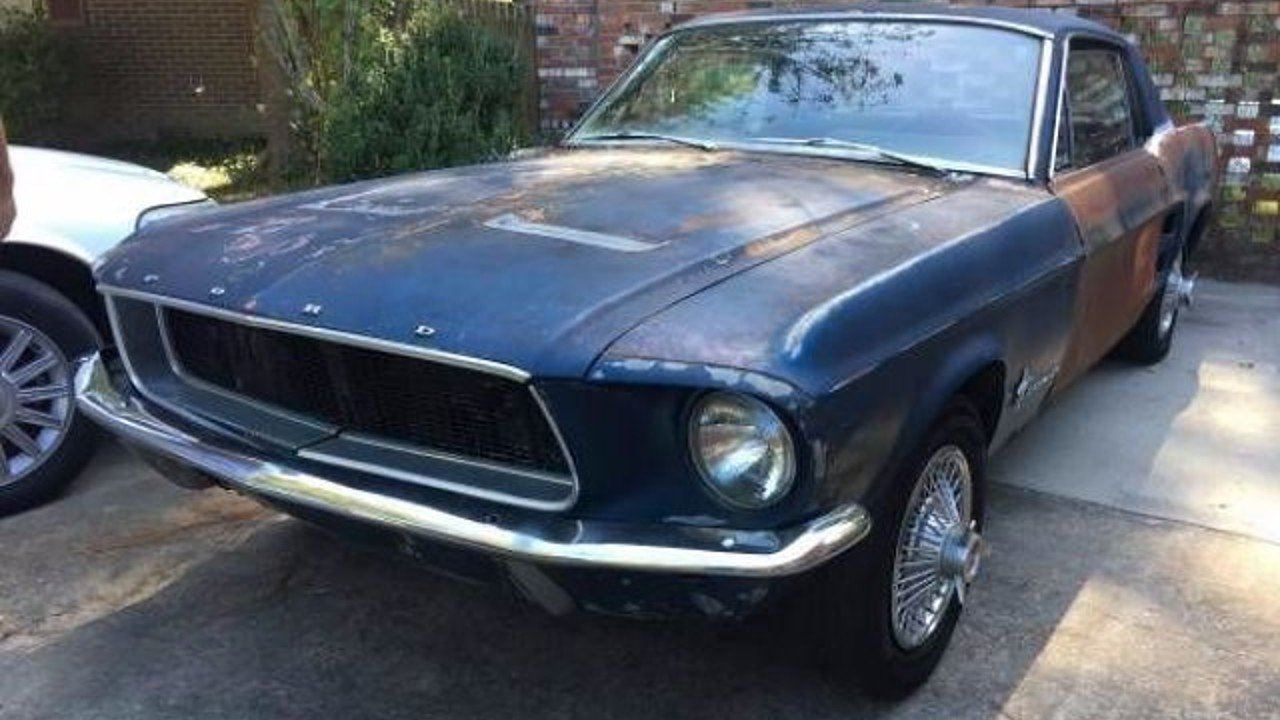 1967 Ford Mustang for sale 100924351
