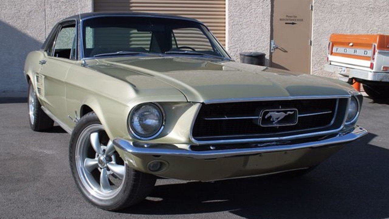 1967 Ford Mustang for sale near Las Vegas, Nevada 89102 - Classics ...