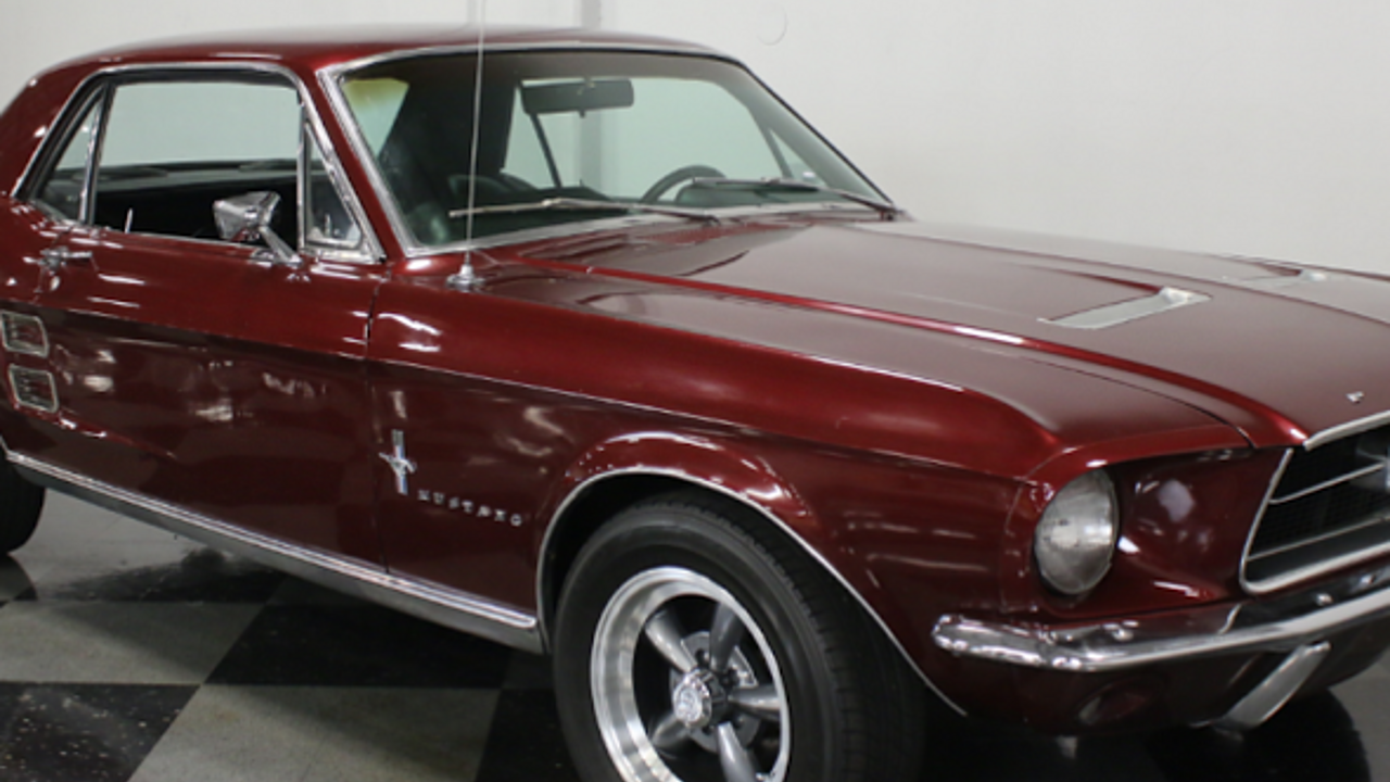 1967 ford mustang for sale near woodland hills california 91364 classics on autotrader. Black Bedroom Furniture Sets. Home Design Ideas