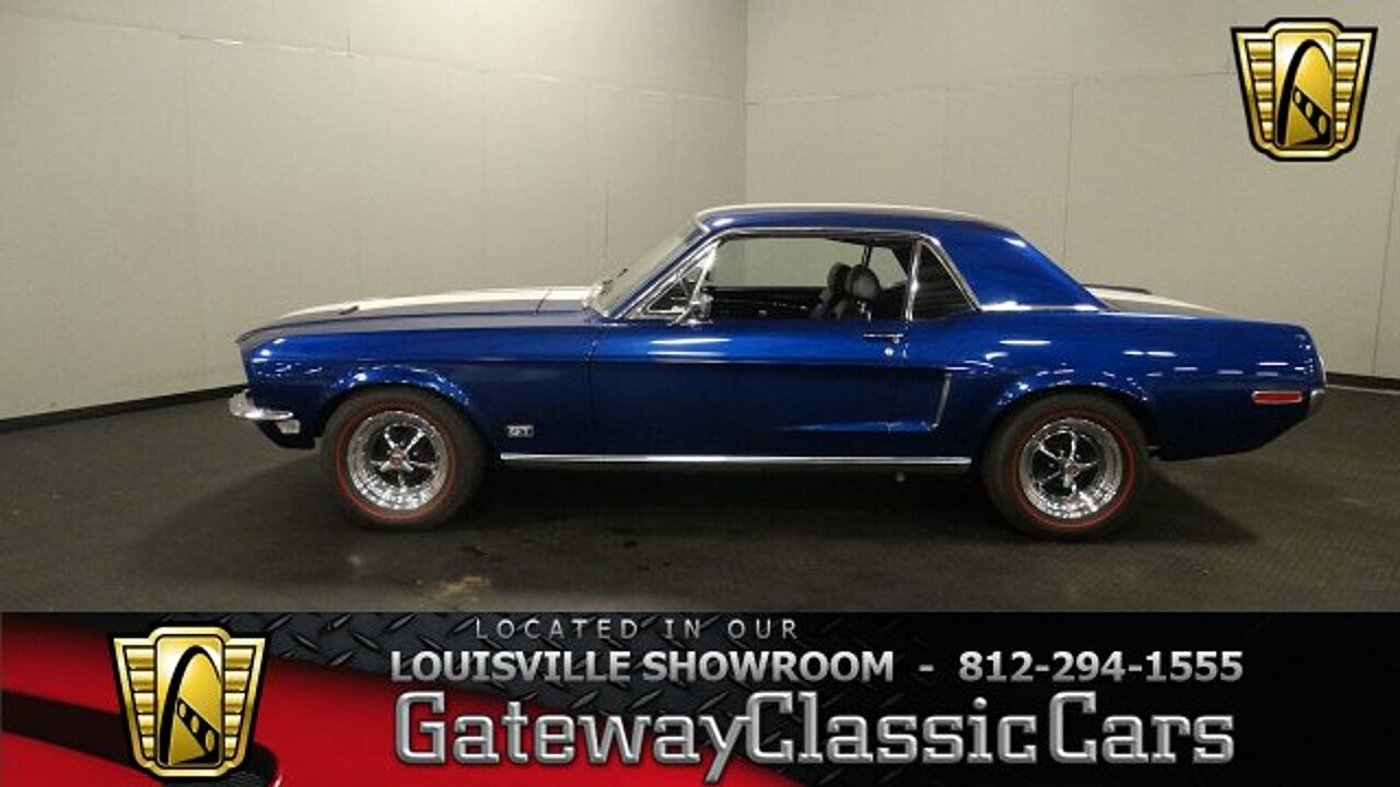 1967 Ford Mustang for sale 100965045