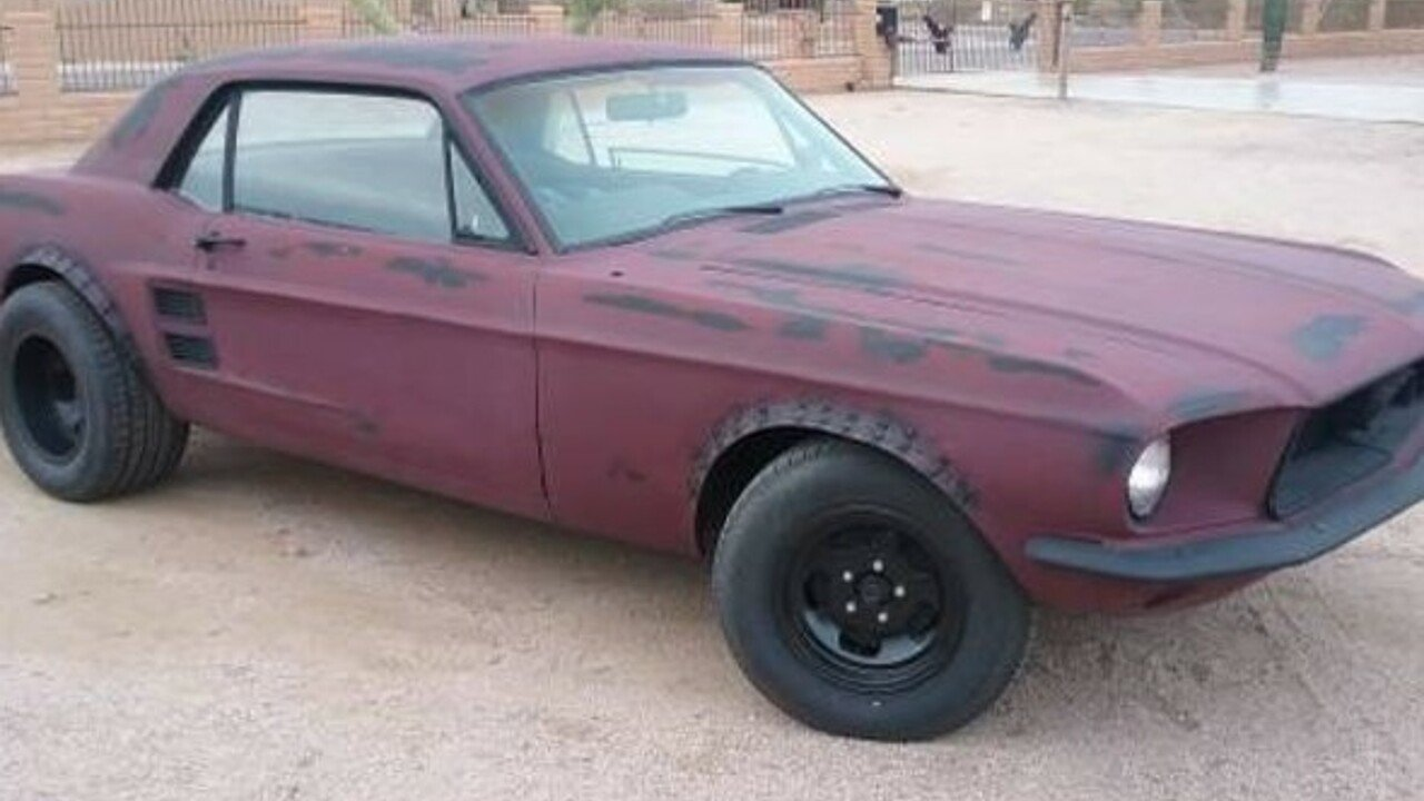 1967 Ford Mustang for sale near LAS VEGAS, Nevada 89119 - Classics ...