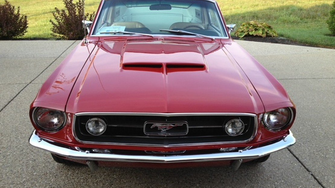 1967 Ford Mustang Fastback for sale 101030819