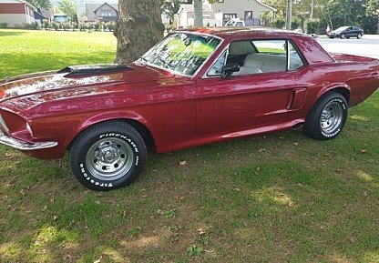 1967 Ford Mustang for sale 100947041