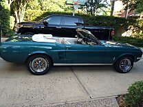 1967 Ford Mustang Convertible for sale 100976924
