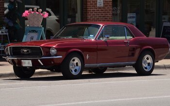 1967 Ford Mustang Coupe for sale 100994874