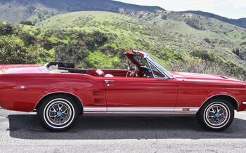 1967 Ford Mustang Convertible for sale 100995144