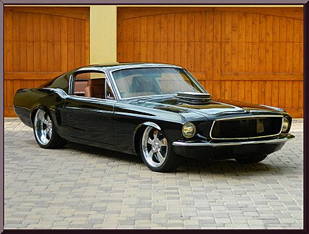 1967 Ford Mustang for sale 100742008