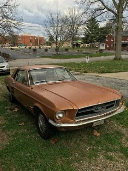 1967 Ford Mustang for sale 100828419