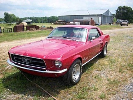 1967 Ford Mustang for sale 100828726