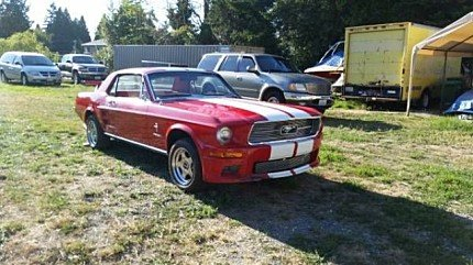1967 Ford Mustang for sale 100838064