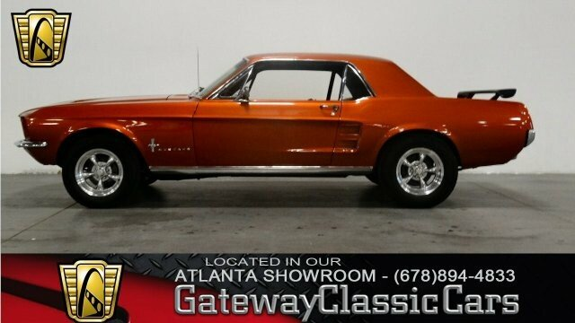 1967 Ford Mustang for sale 100838272 & 1967 Ford Mustang Classics for Sale - Classics on Autotrader markmcfarlin.com