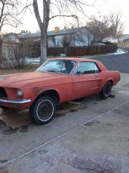 1967 Ford Mustang for sale 100846286