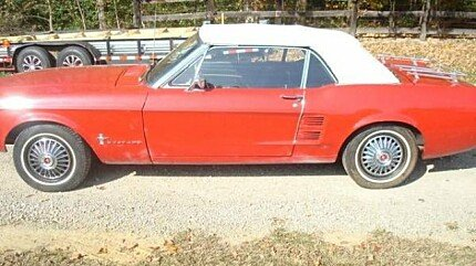 1967 Ford Mustang for sale 100846292