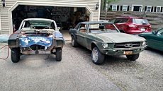 1967 Ford Mustang for sale 100892884