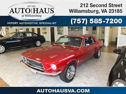 1967 Ford Mustang for sale 100898330