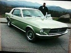 1967 Ford Mustang for sale 100906011