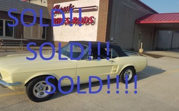 1967 Ford Mustang for sale 100906460