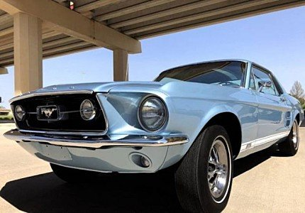 1967 Ford Mustang for sale 100980977