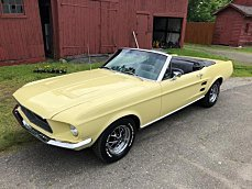 1967 Ford Mustang for sale 100992419