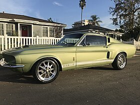 1967 Ford Mustang Fastback for sale 101001227